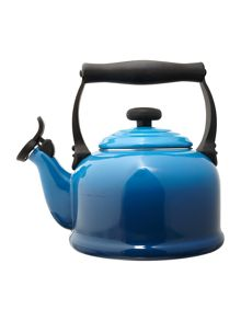 Le Creuset 2.1L Traditional Kettle Marseille Blue