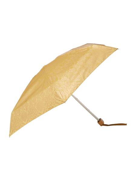 Fulton Damask high shine tiny umbrella