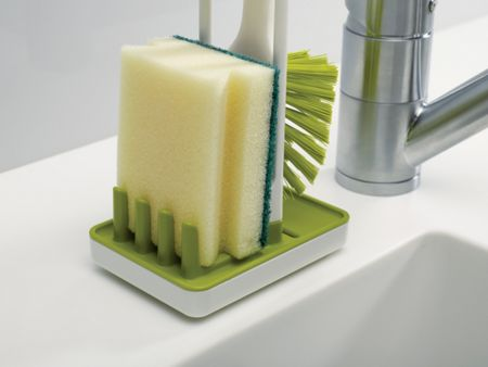 Joseph Joseph Edge Store brush green