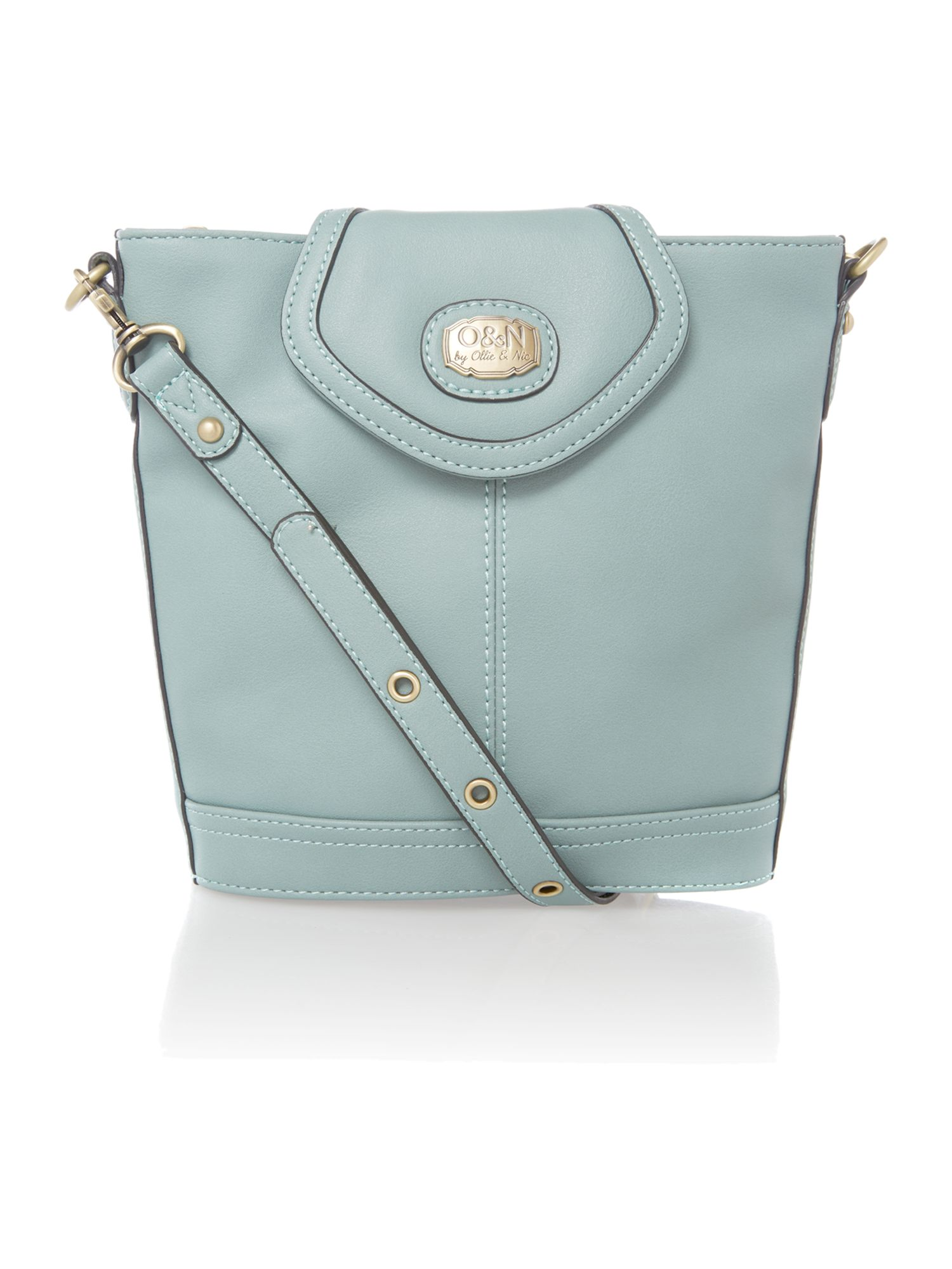Corrine blue cross body bag