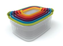 Joseph Joseph Nest Storage set of 6 compact storage container