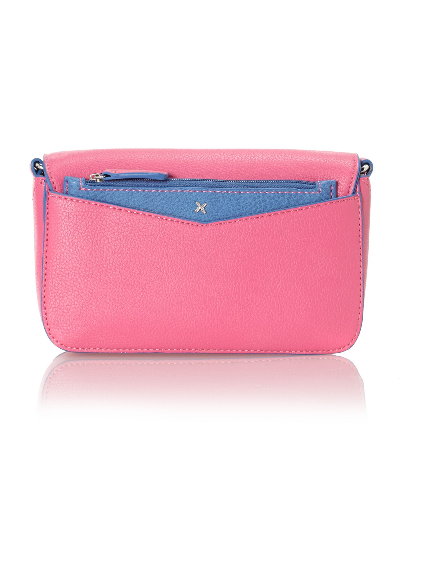 Perry pink cross body bag