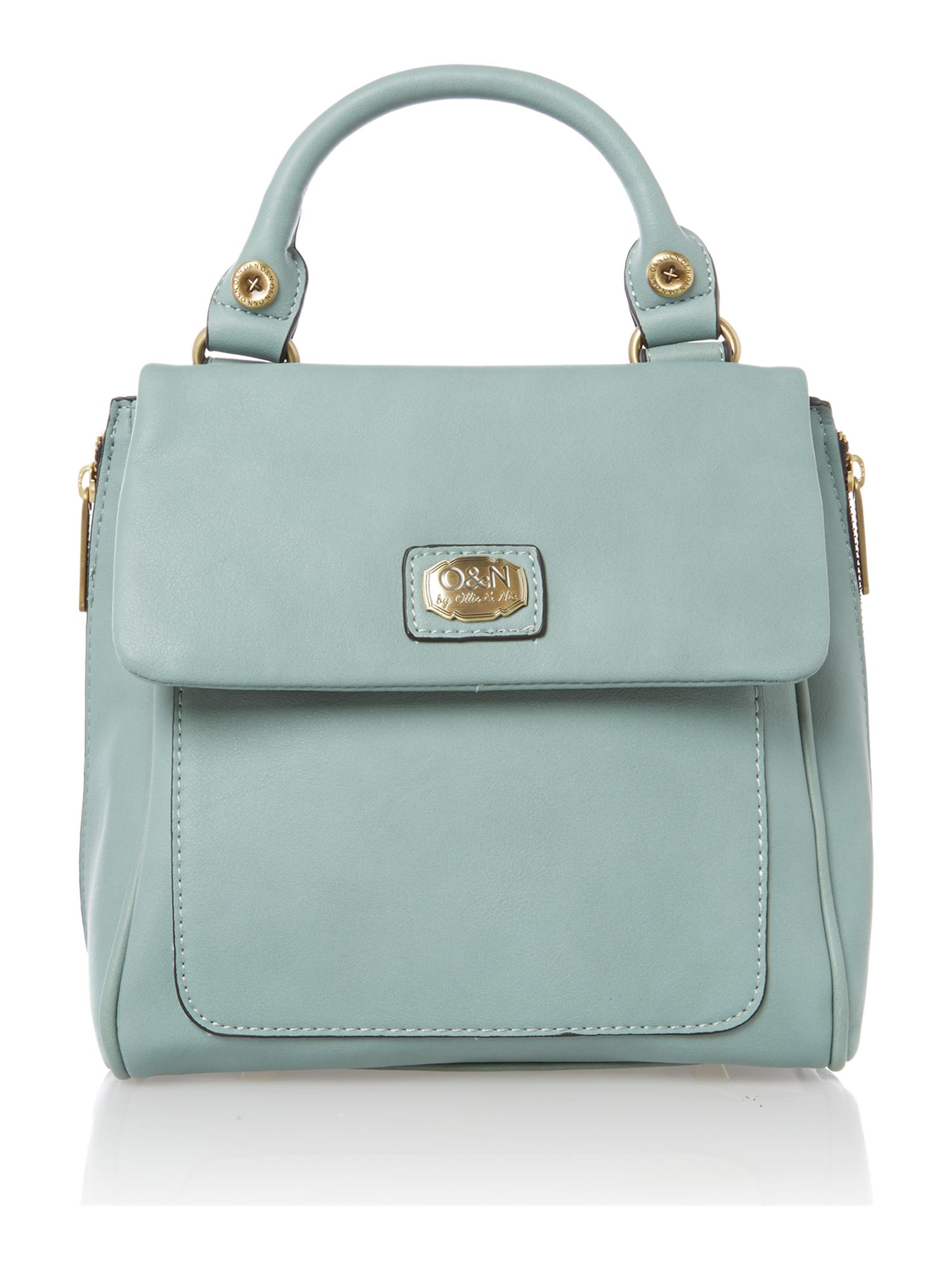 Louisa blue small cross body bag