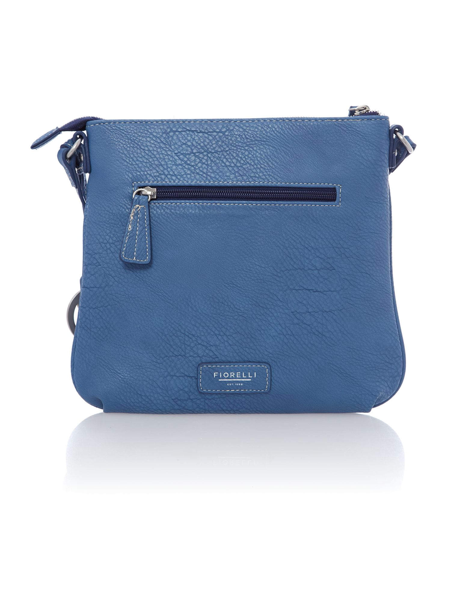 Ted blue cross body bag