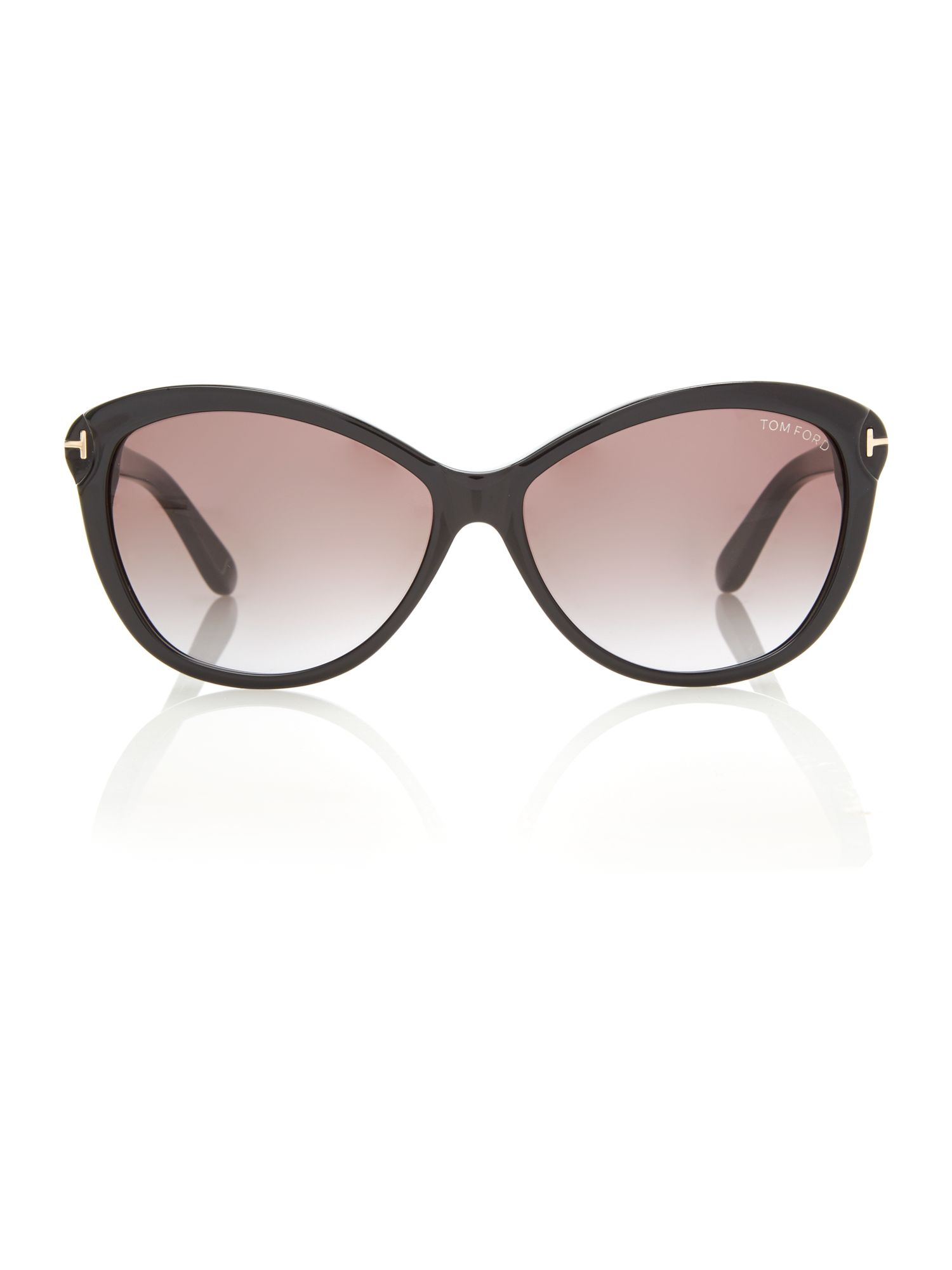 Women`s round sunglasses