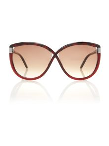 Women`s irregular sunglasses