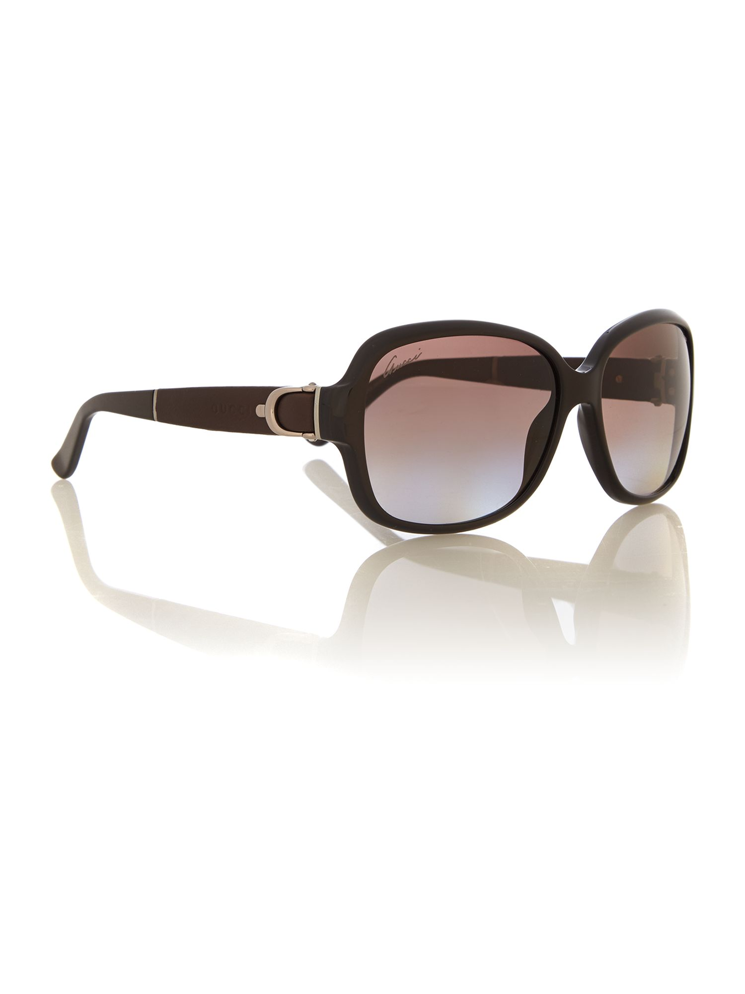 Women`s rectangle sunglasses
