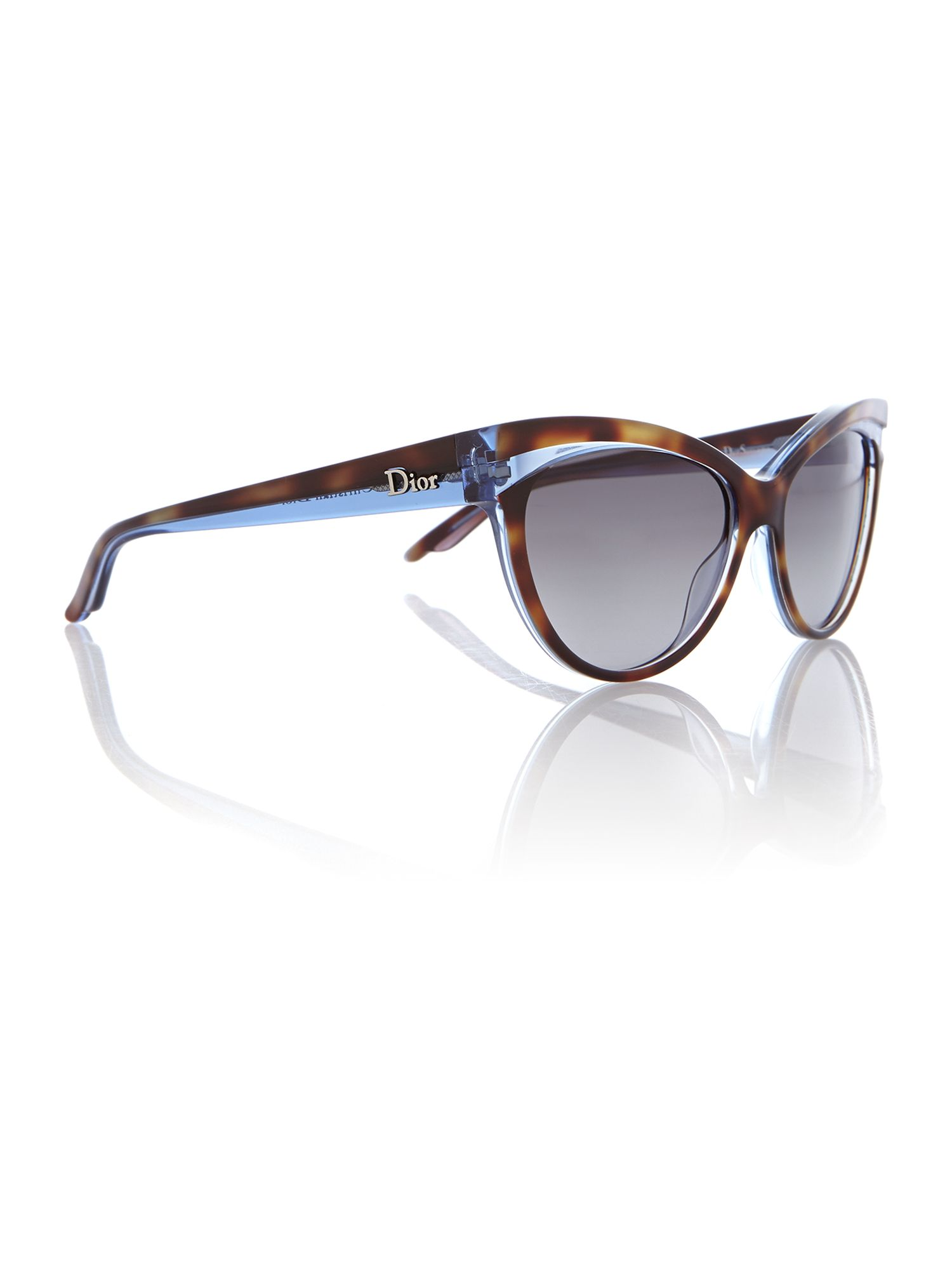 Diorsauvage1 ladies rectangle sunglasses