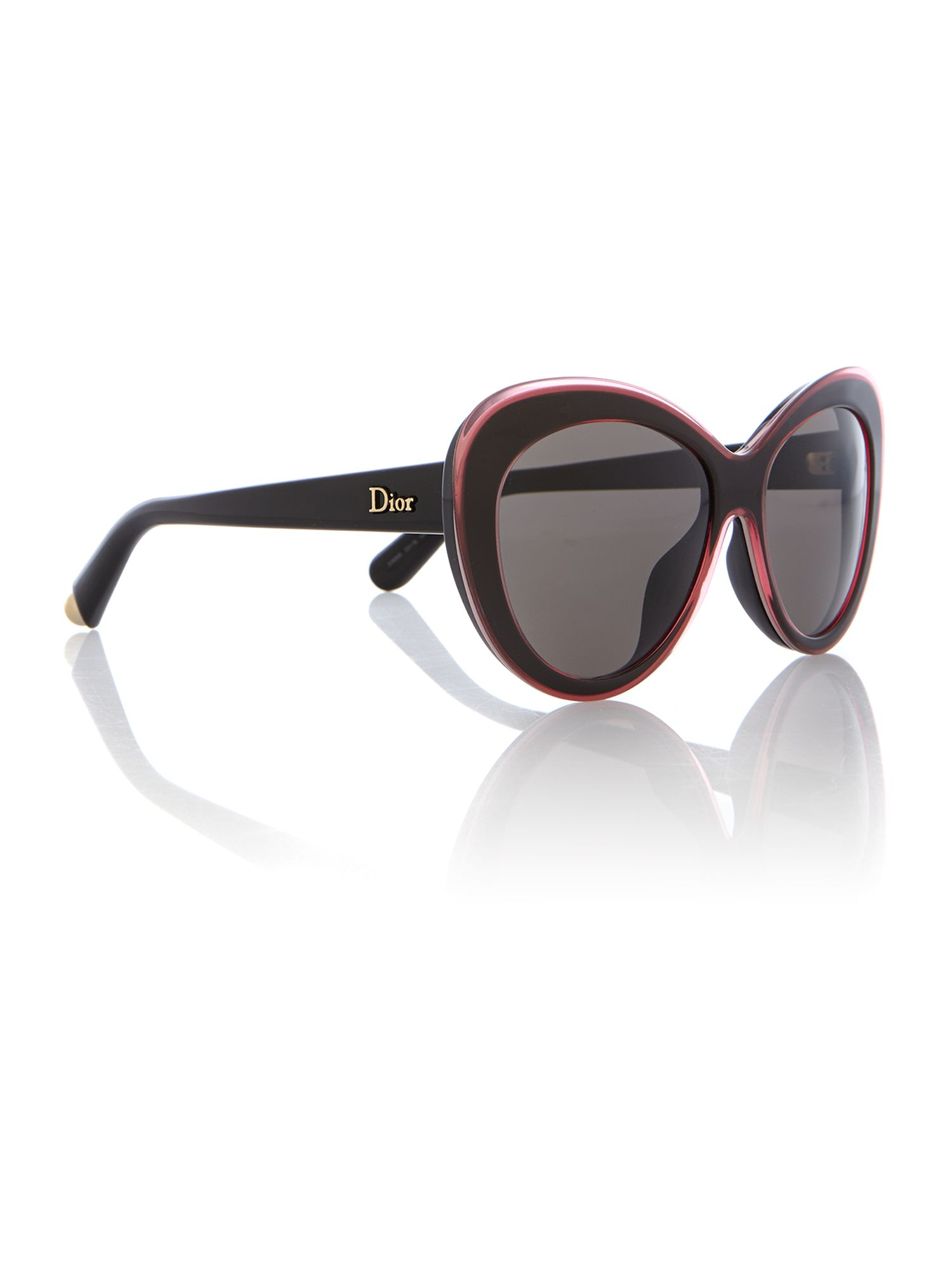 Diorpromesse1 ladies rectangle sunglasses