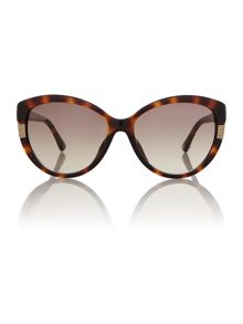 Mks844  ladies square sunglasses