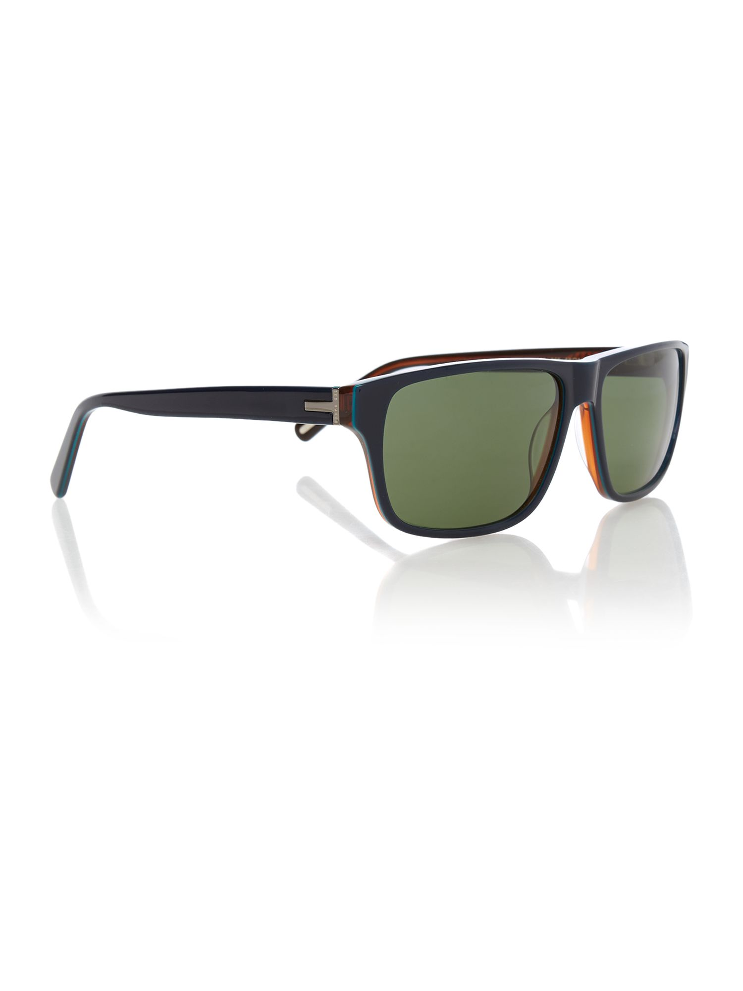Tb1309 men`s rectangle sunglasses