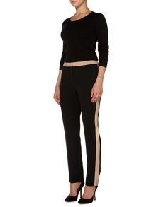 Linea Panelled trousers