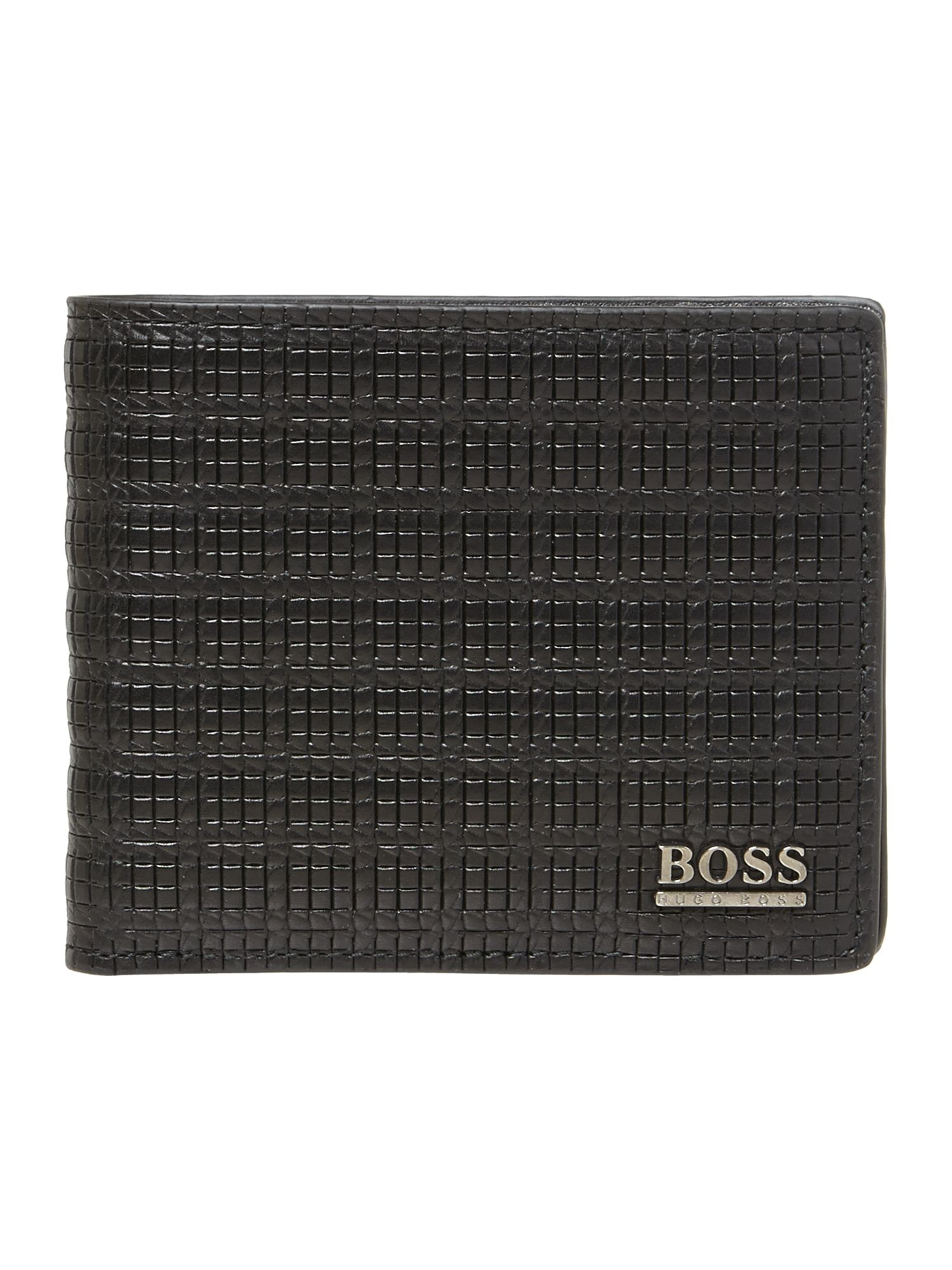 Shandy textured billfold wallet
