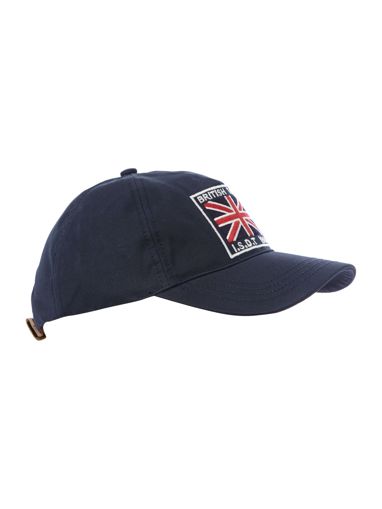 Boys Union jack adjustable cap