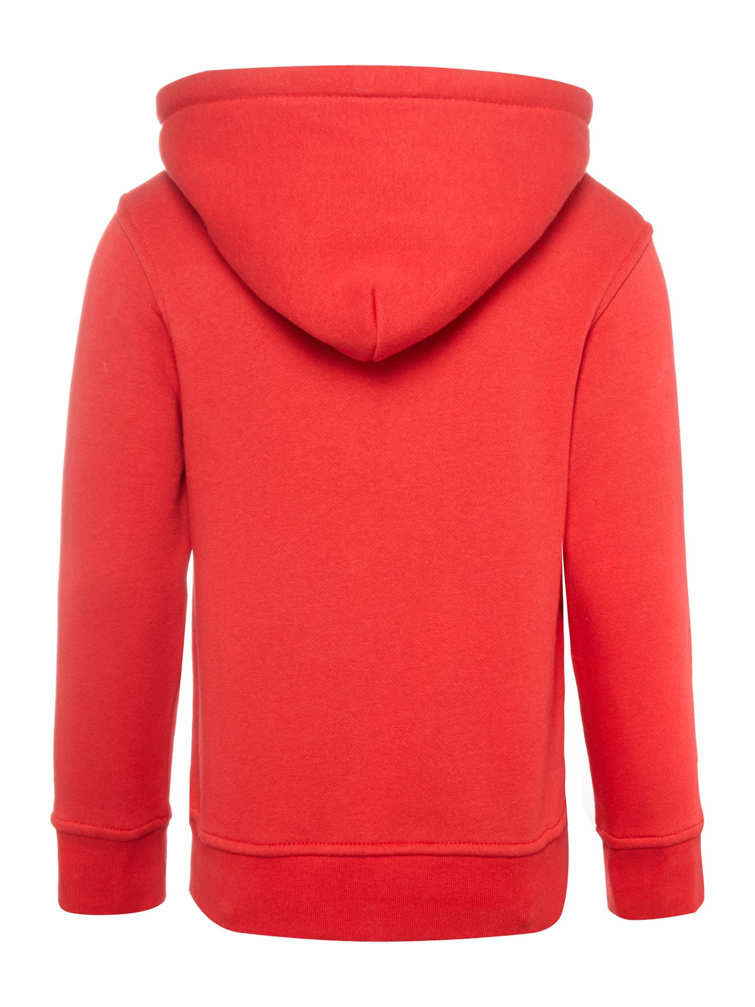 Boy`s fadian hooded top
