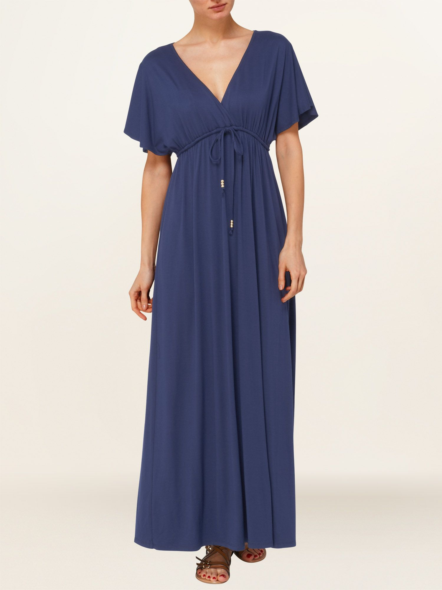 Melanie maxi dress