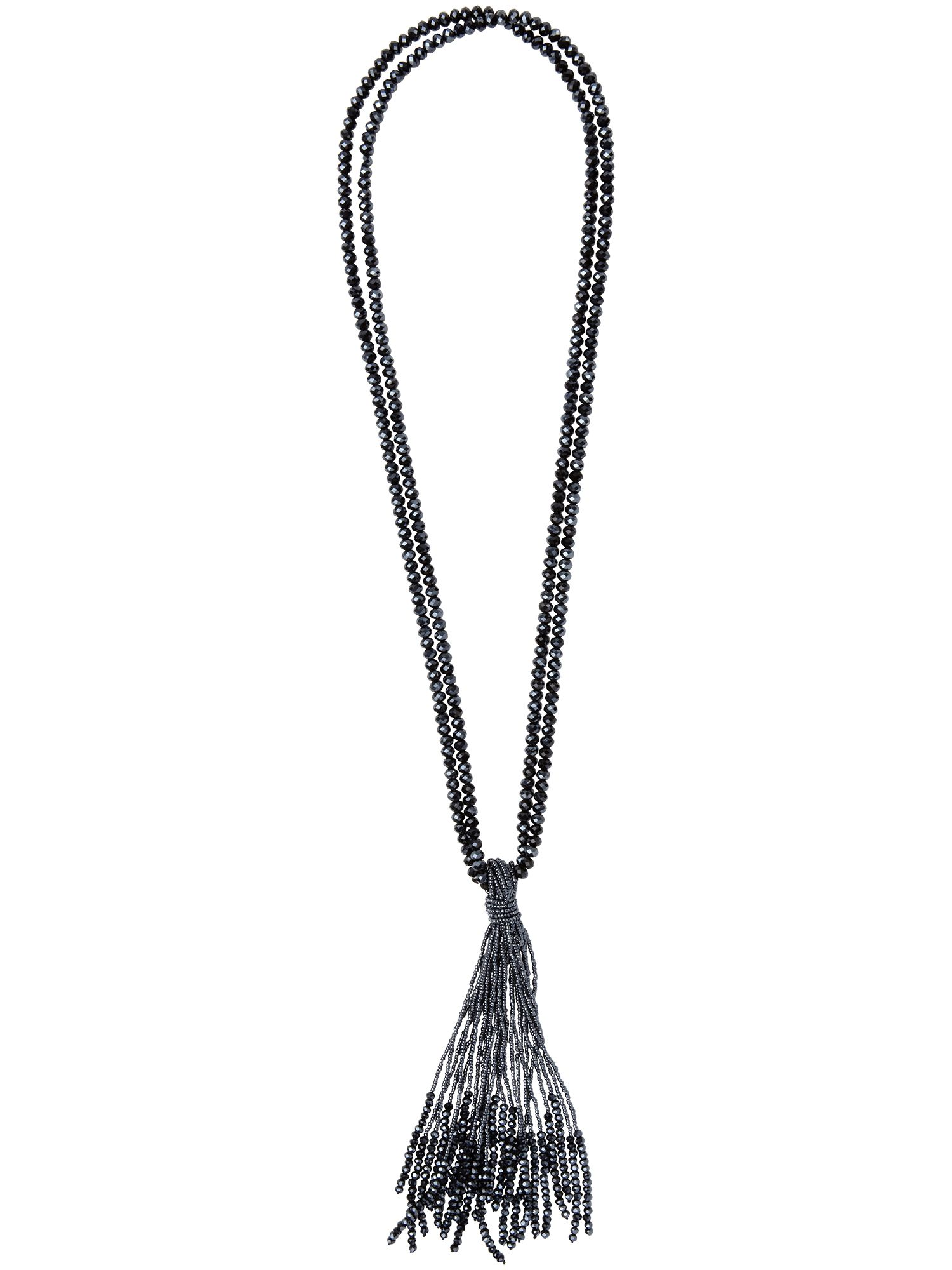Tilly tassle necklace