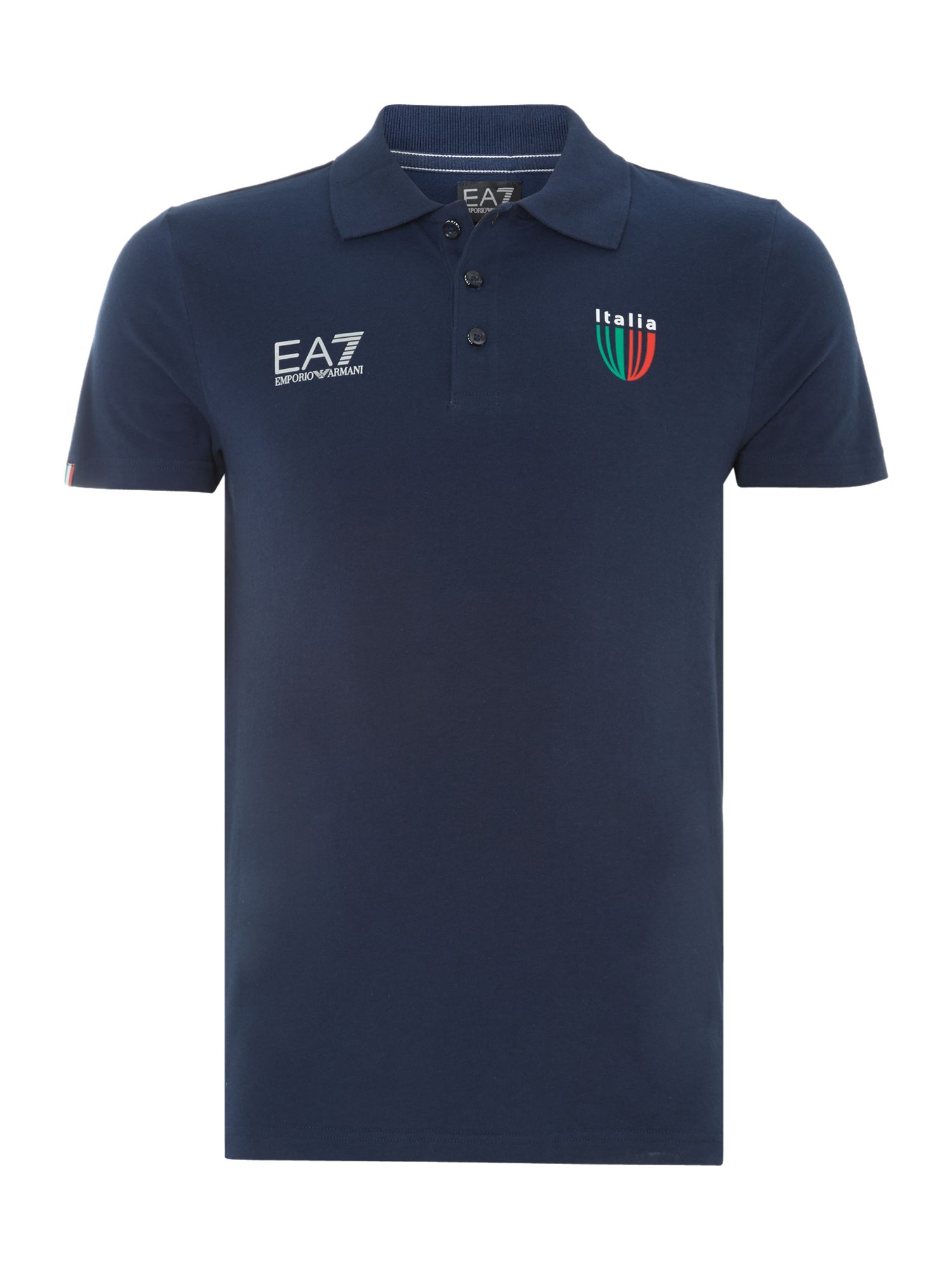 Short sleeve Soch italia team polo
