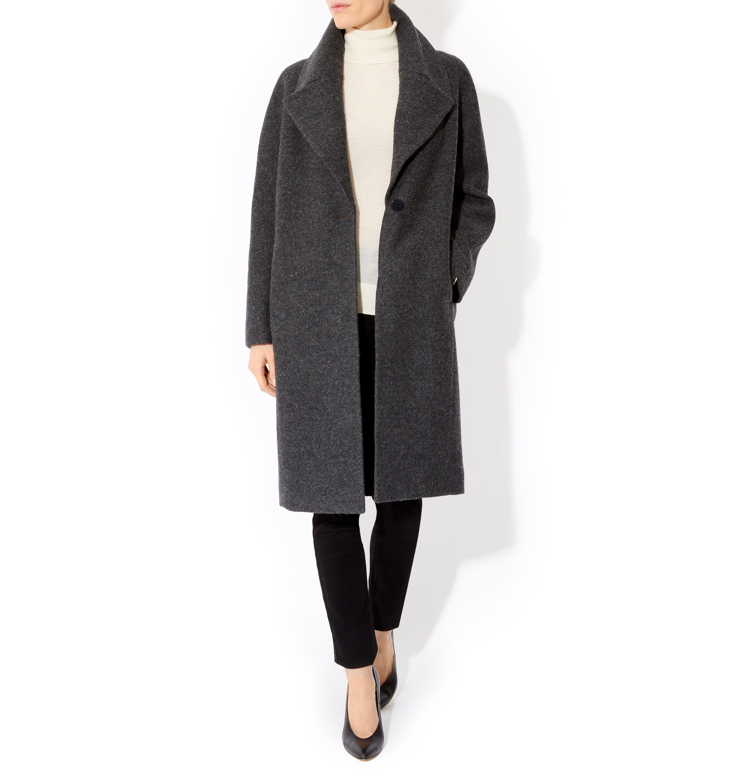 Contemporary Daisey coat