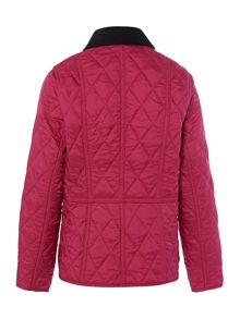 Girls quilted Summer Liddesdale jacket