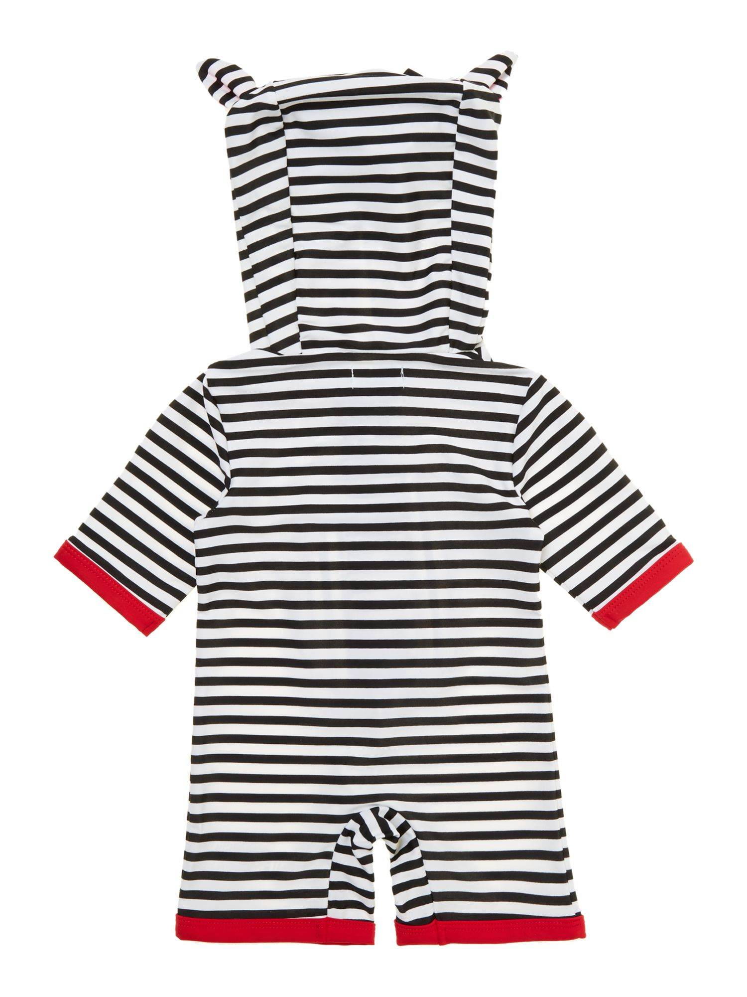 Baby zebra sunsafe swimsuit