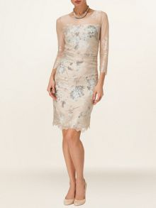 Bridgette lace dress