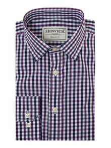 Roxbury large check shirt