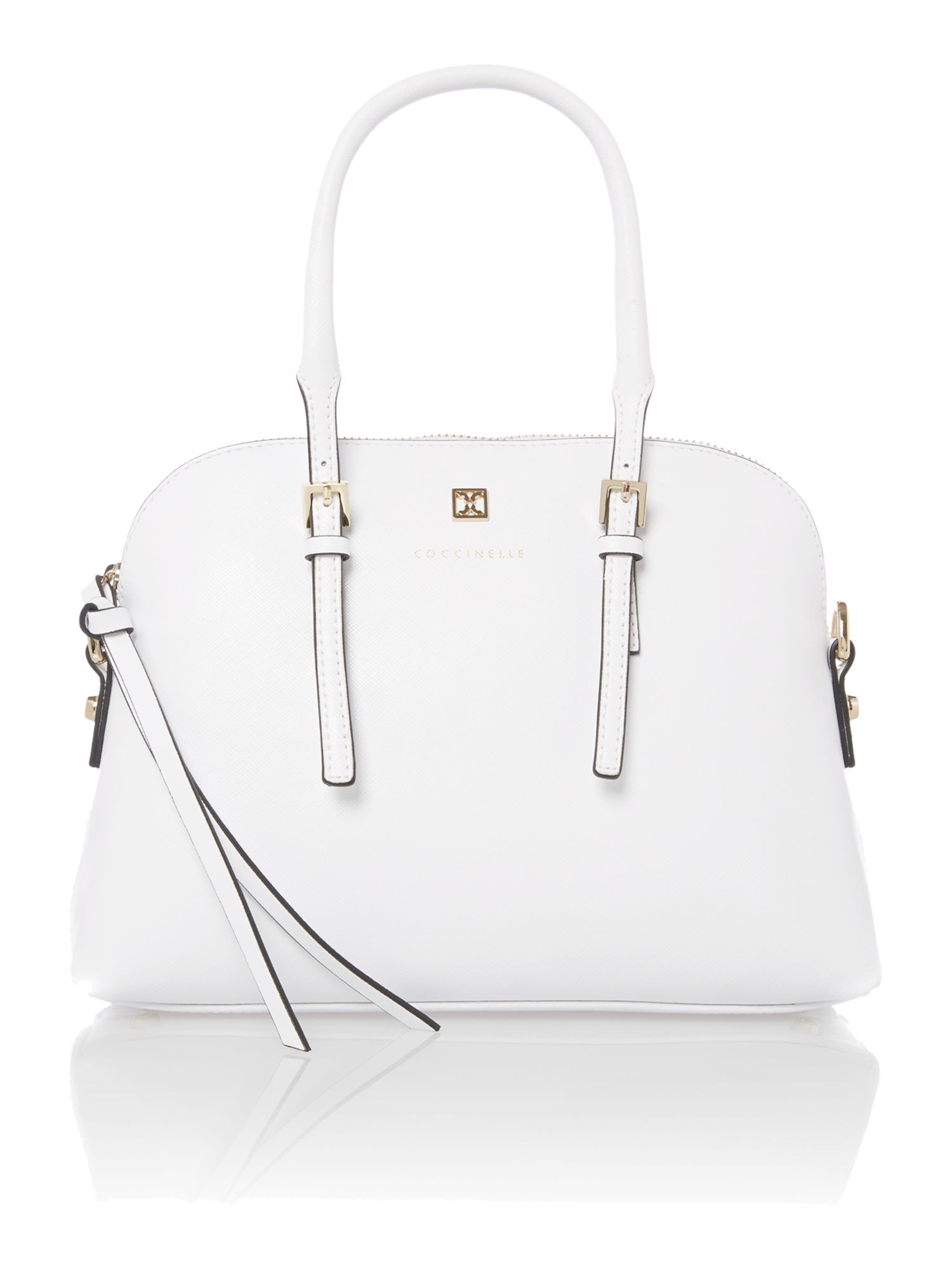 Betty white cross body bag