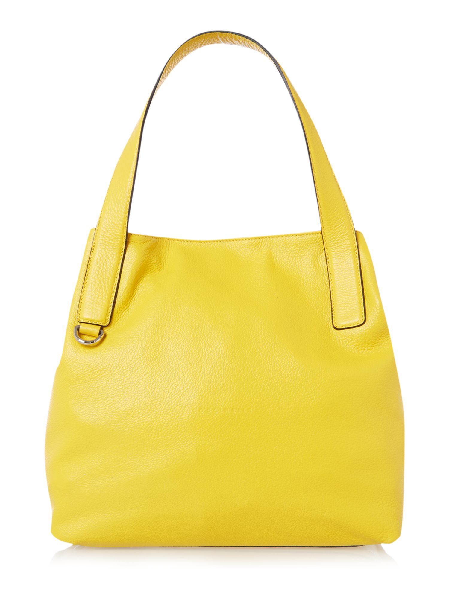 Betty yellow cross body bag