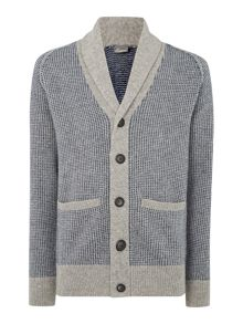harrogate shawl neck cardigan