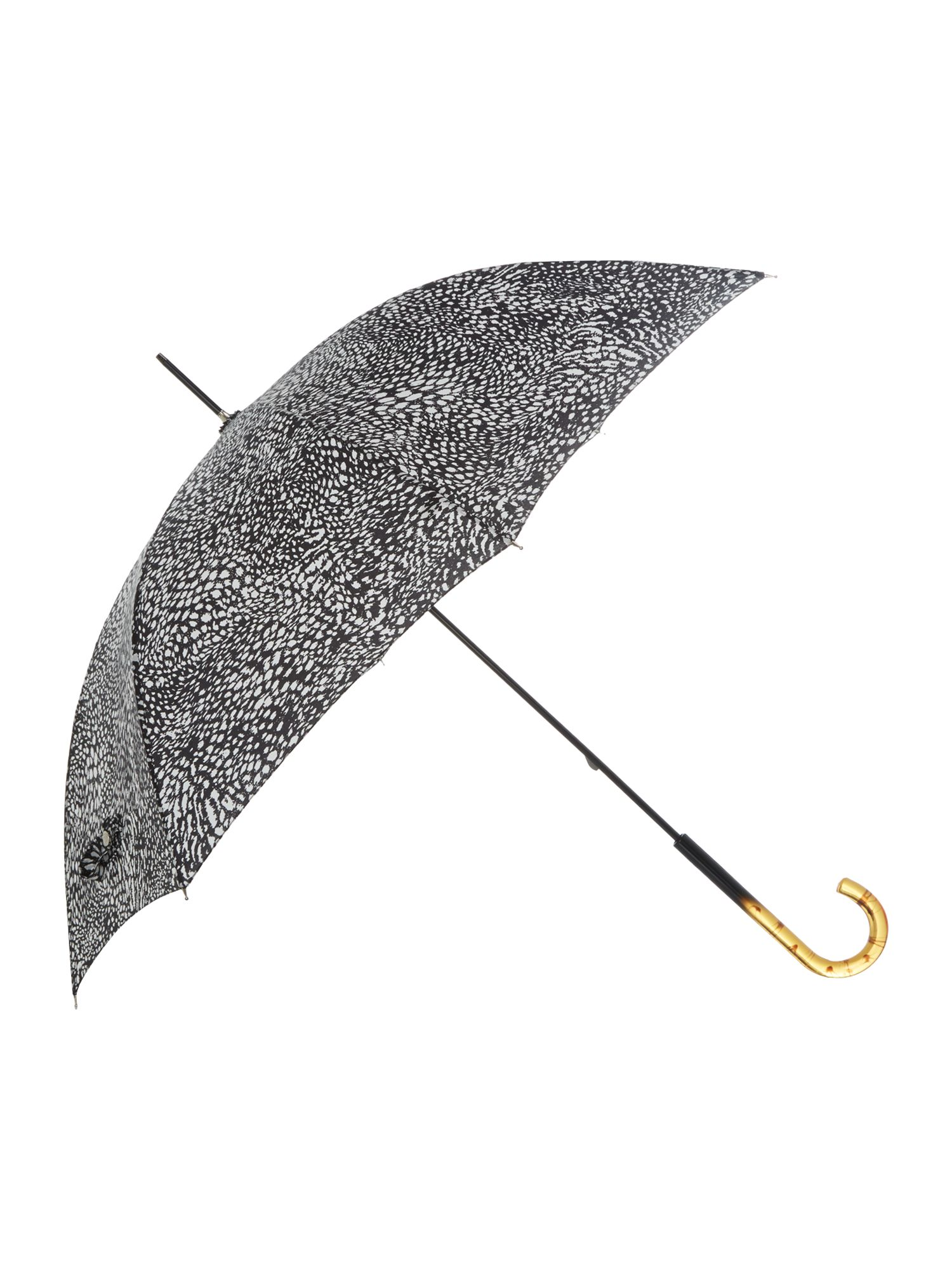 Eliza feather swirl umbrella