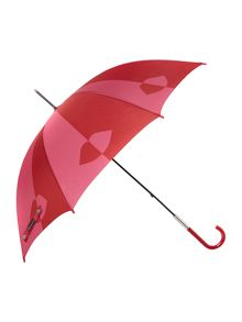 Lulu Guinness 50/50 lips eliza umbrella
