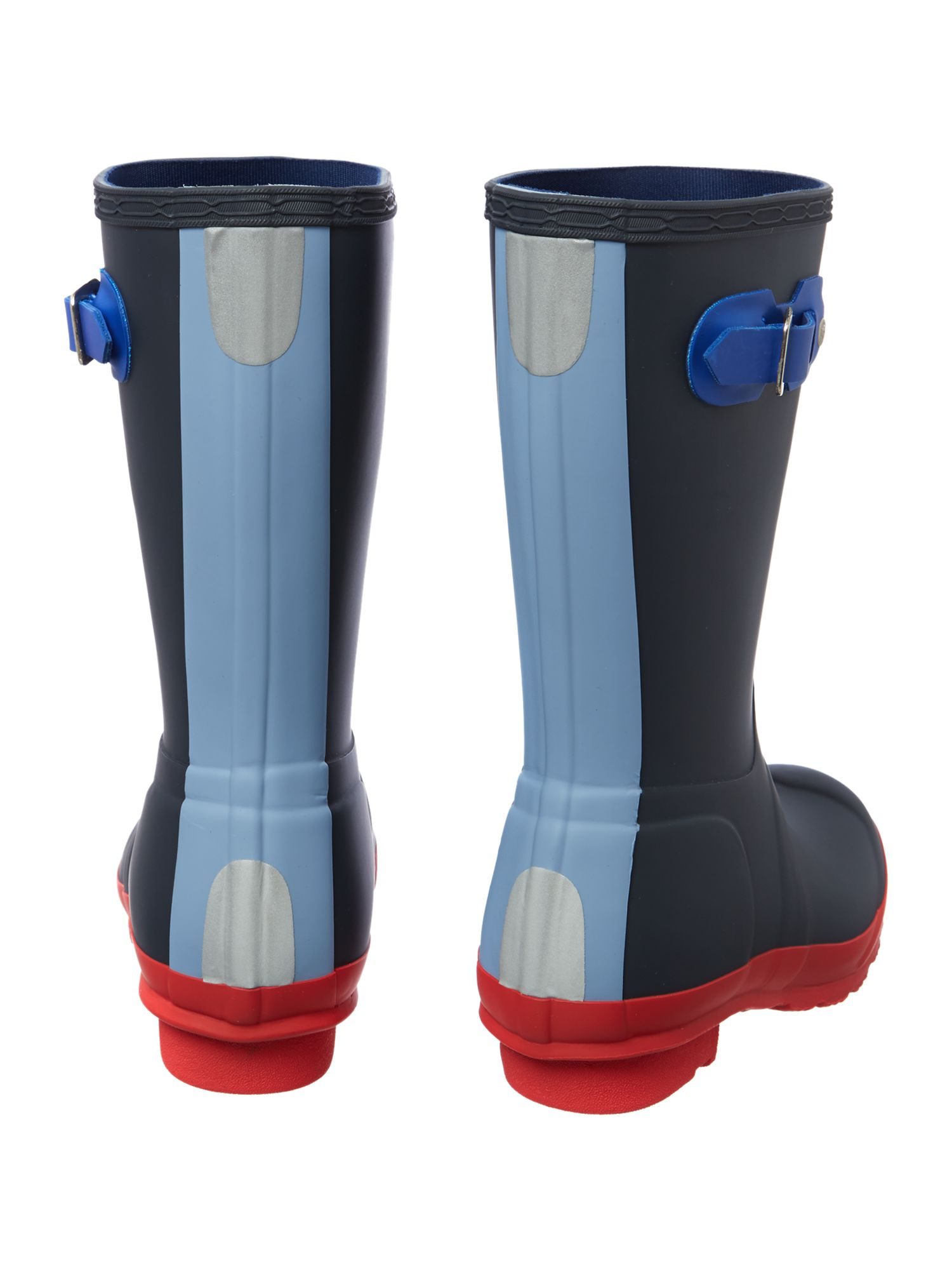 Kid`s Original Hunter contrast colour welly