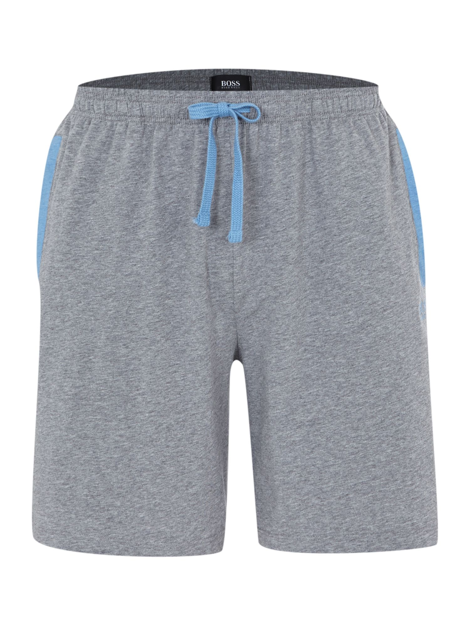 Contrast pocket sleep short