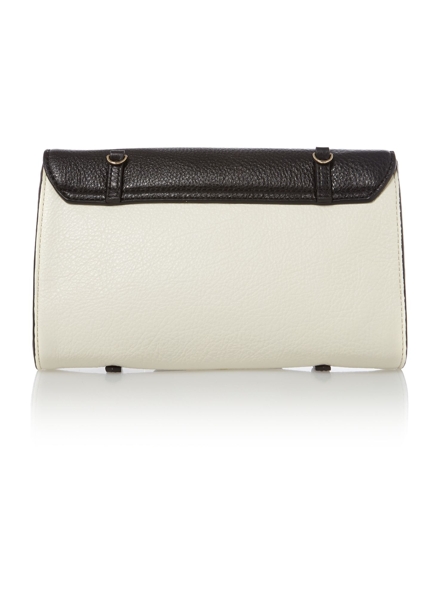 Celeste black/cream small cross body bag