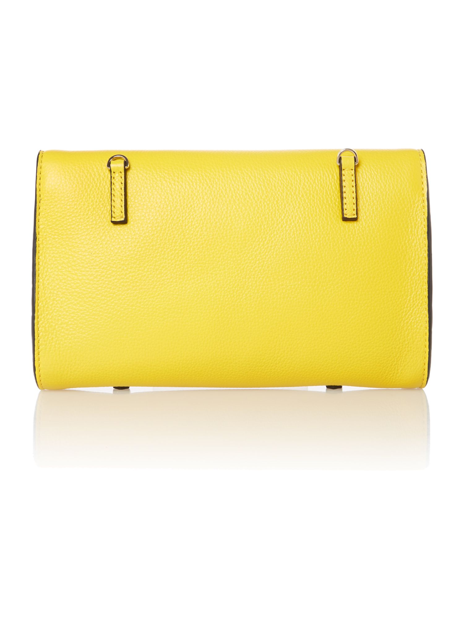 Celeste yellow small cross body bag
