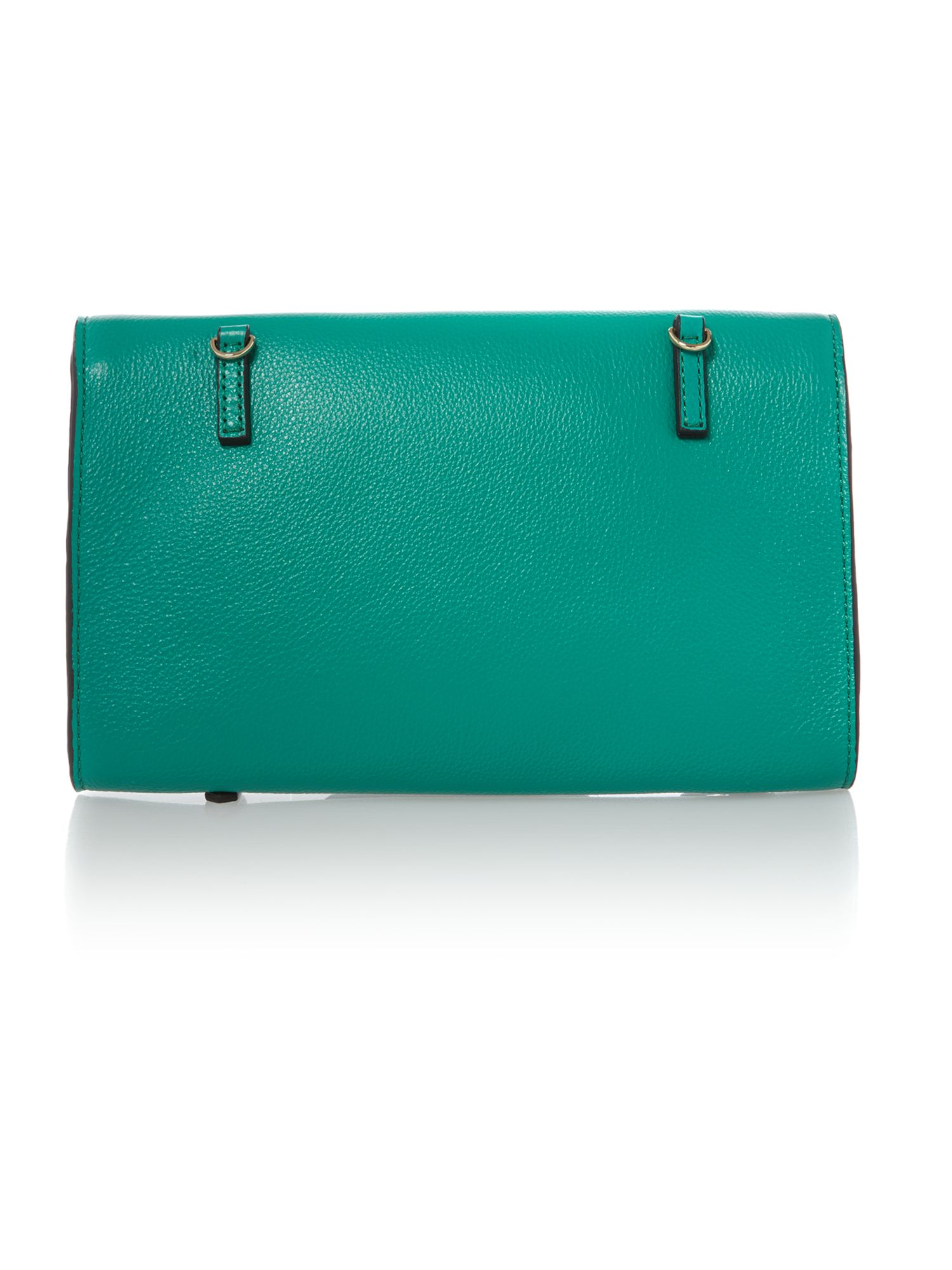 Green small cross body bag