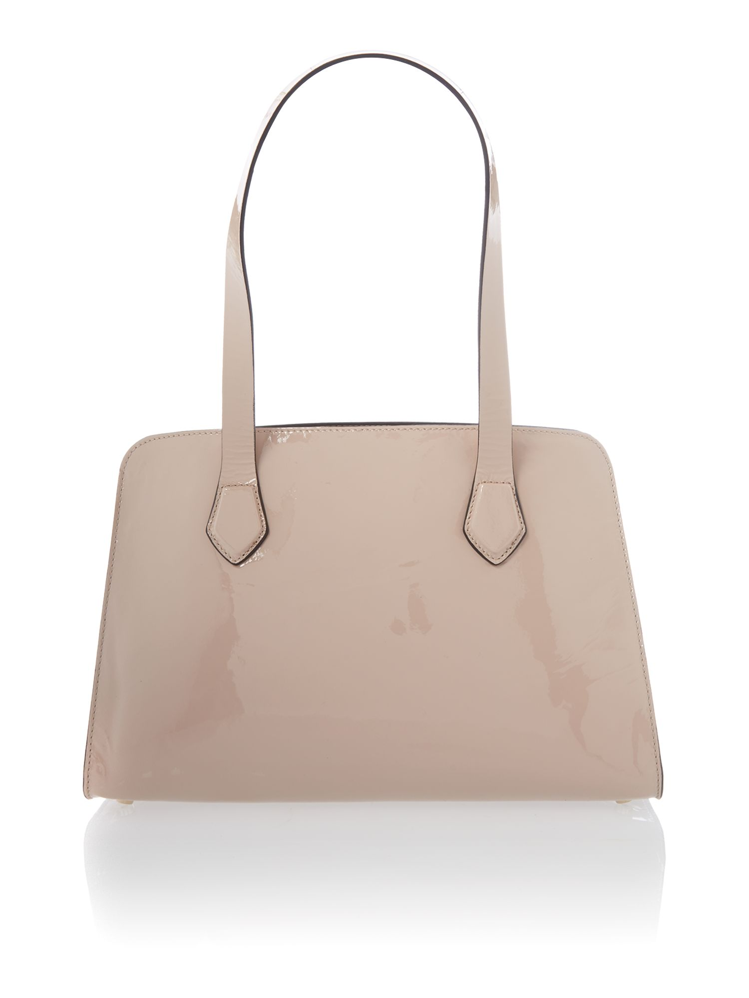 Moon neutral small tote bag