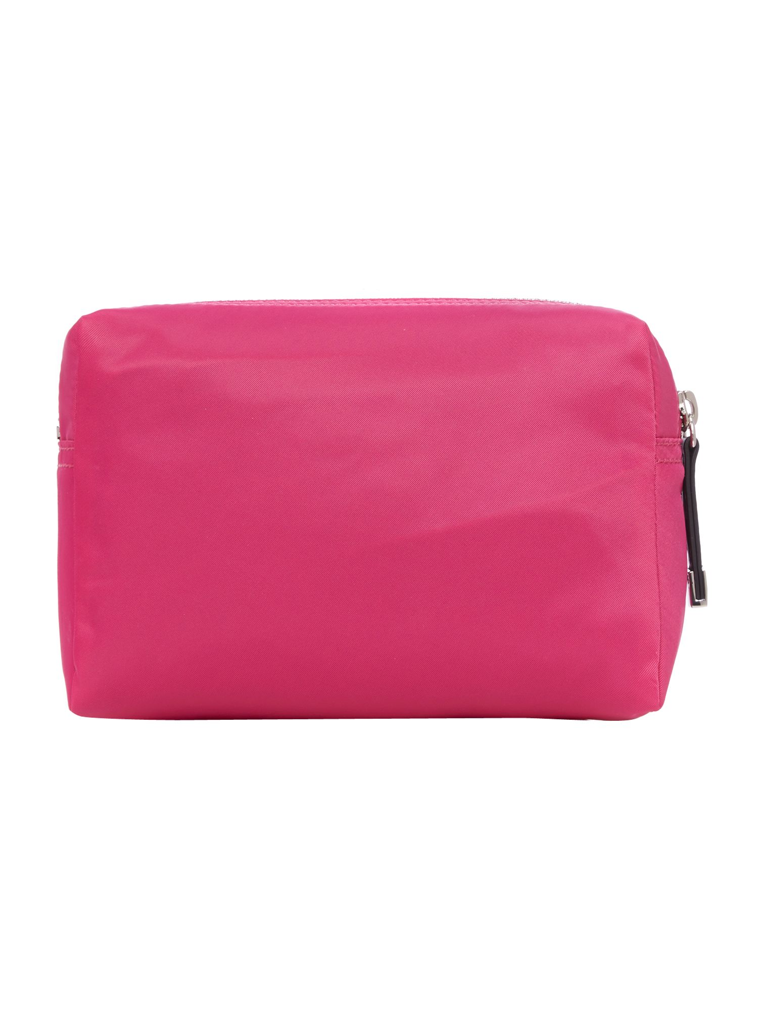 Pink medium cosmetic case