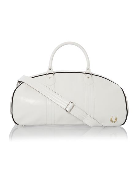 Fred Perry Classic holdall grip bag