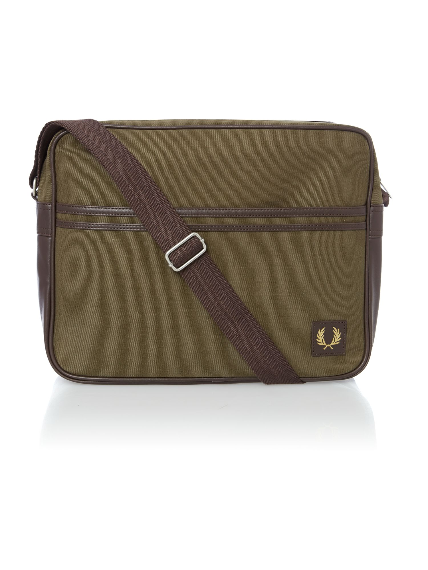 Classic canvas shoulder bag
