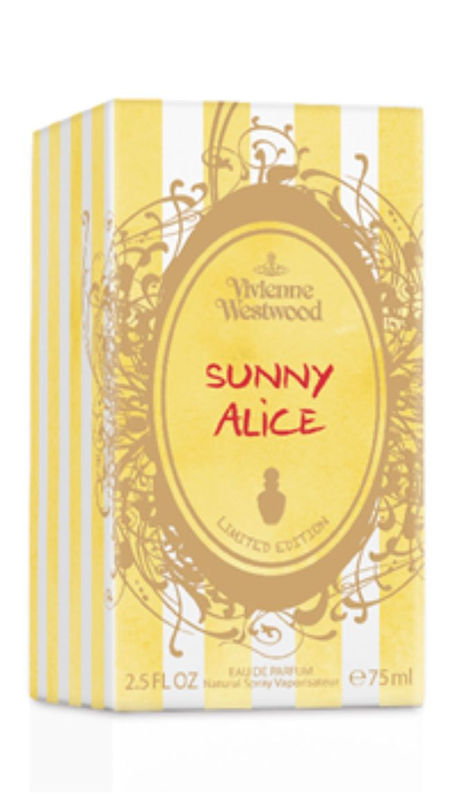 Sunny Alice Eau de Toilette 75ml