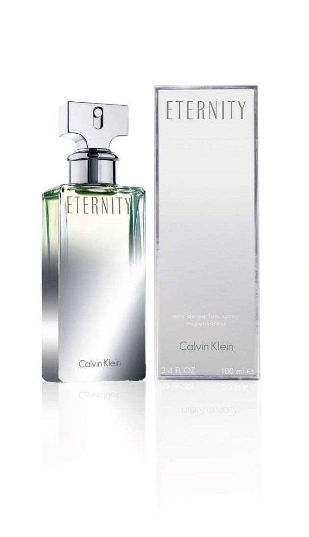 Eternity Women Silver Eau de Toilette 100ml
