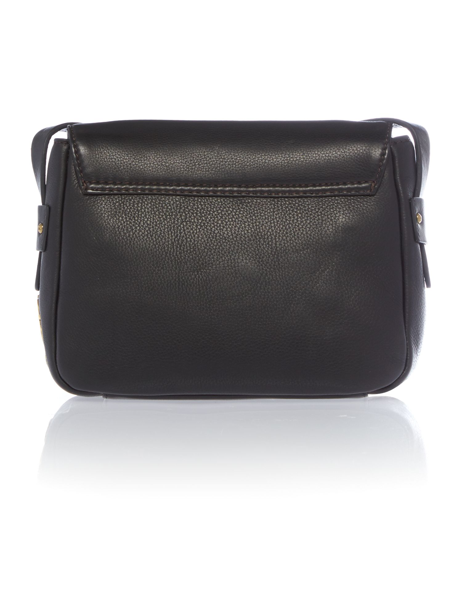 Cranleigh black cross body bag