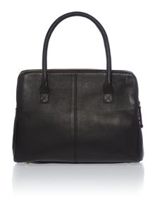 Flitton black tote bag