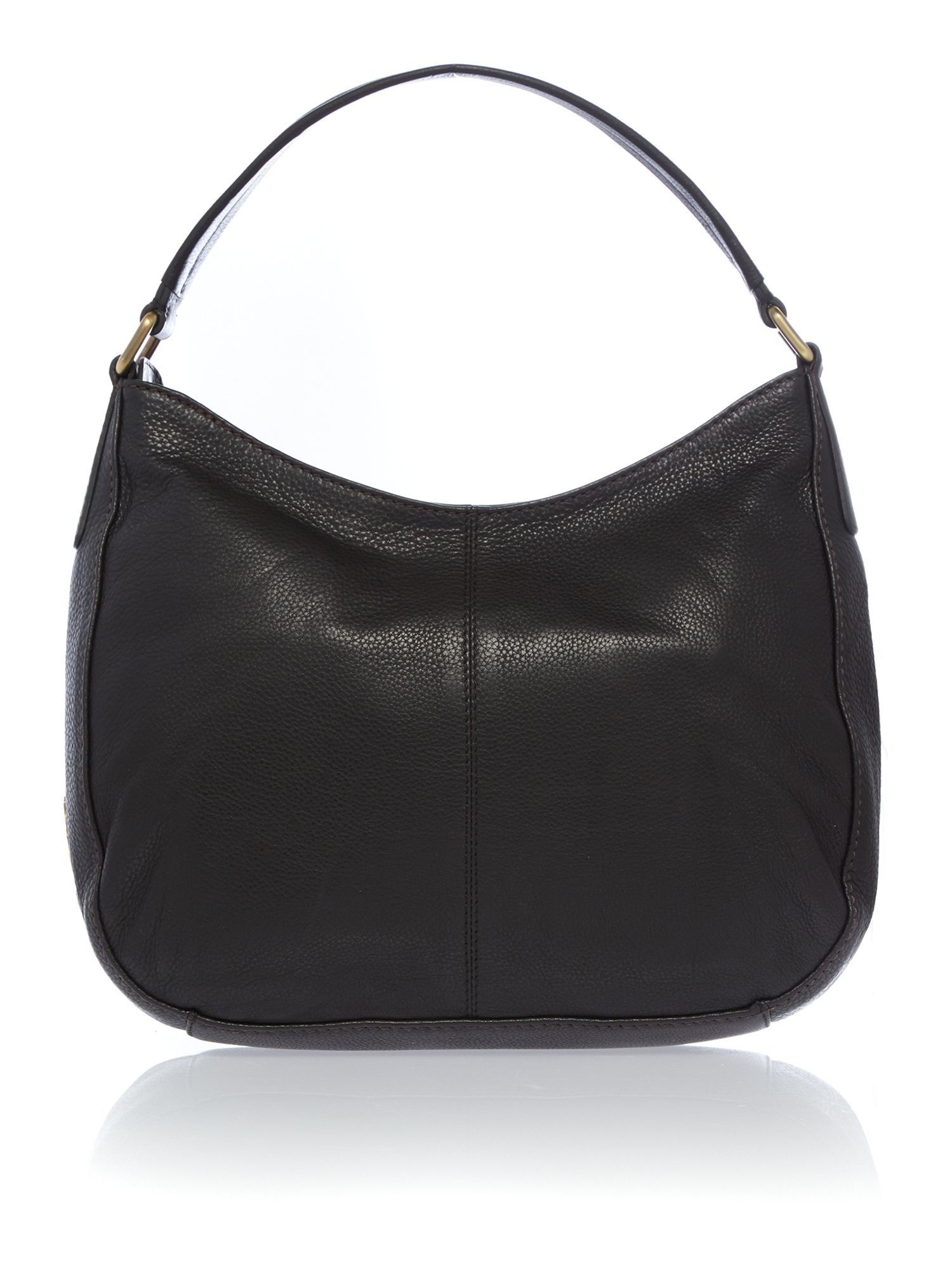 Datchet black hobo bag