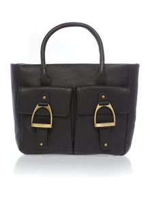 Much Marcle black tote bag