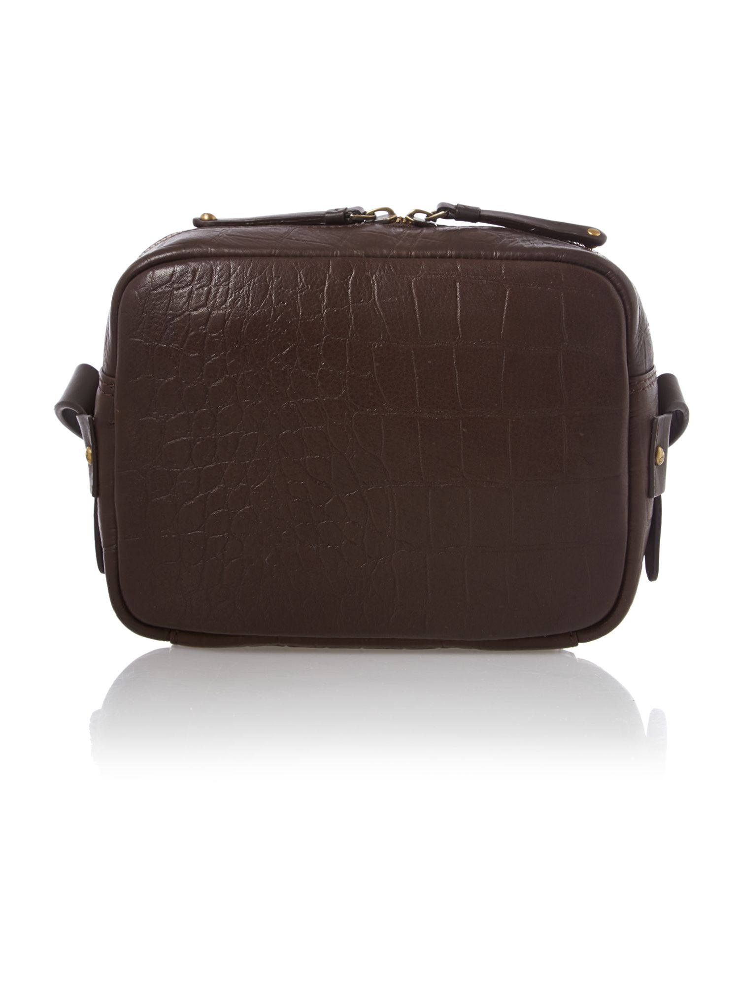 Marbury brown cross body bag