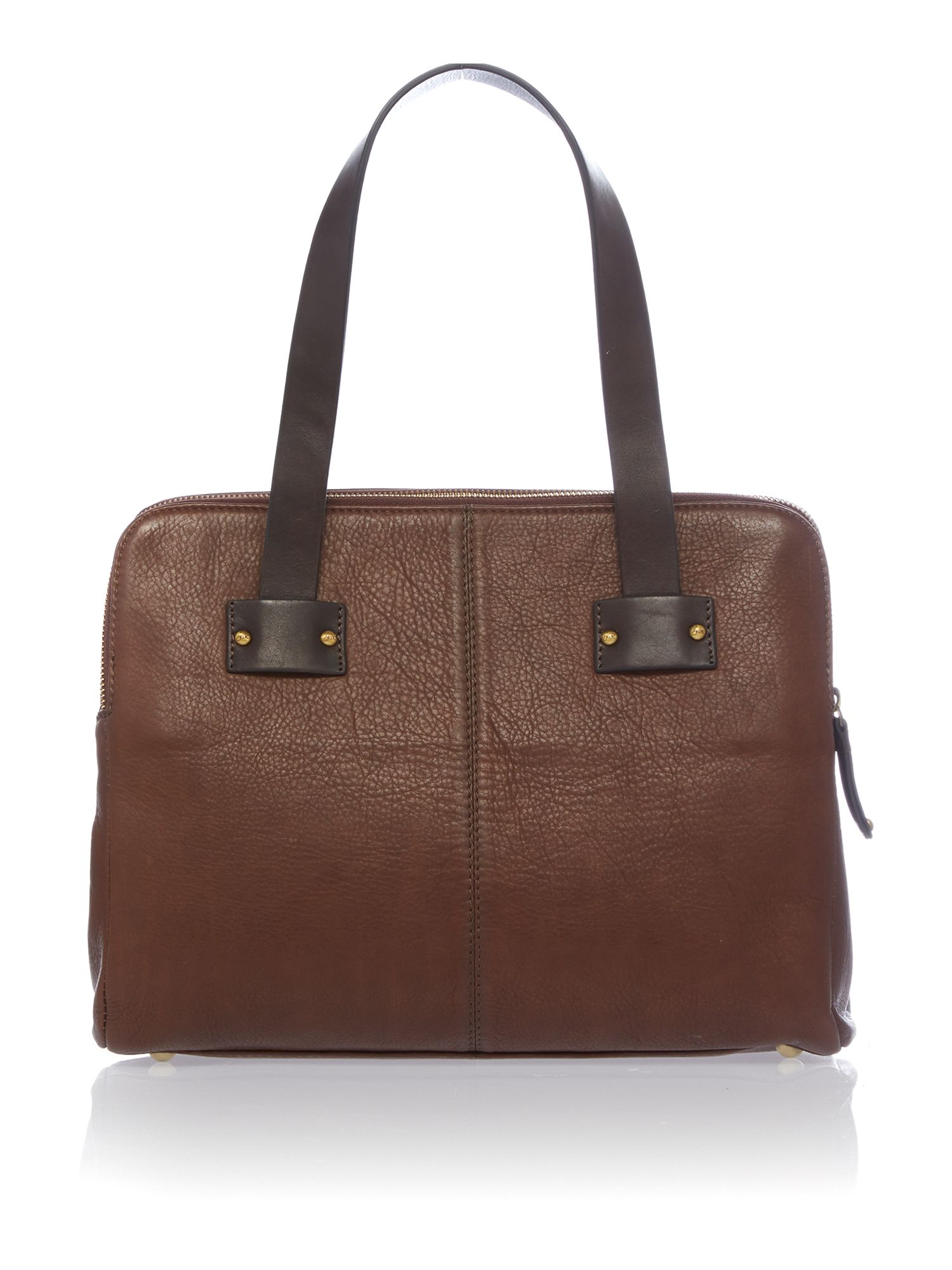 Elsworth tan tote bag