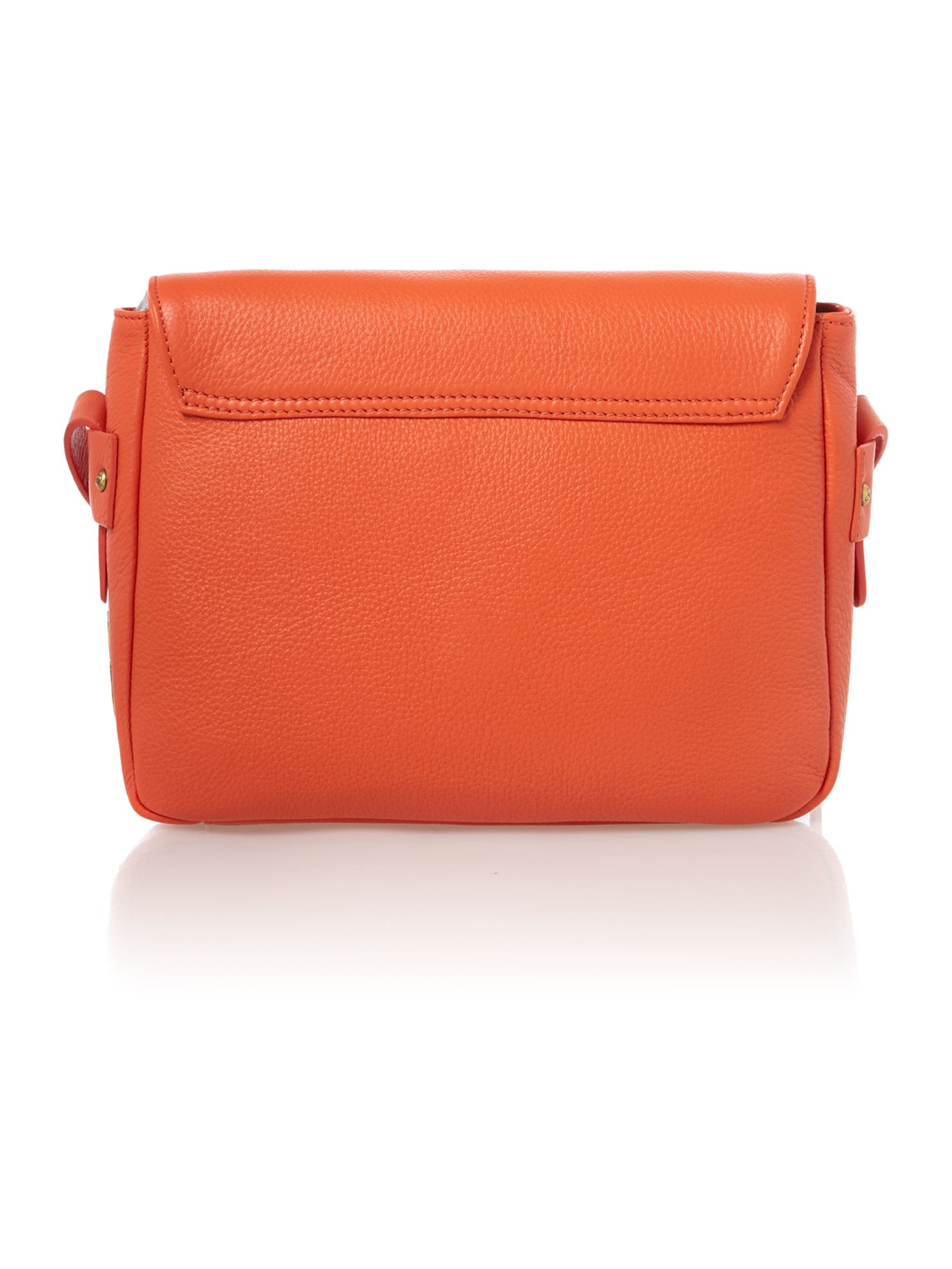 Cranleigh orange cross body bag